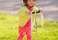 Micro Roller für kleine Kinder