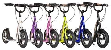 BIKESTAR® Premium Kinderroller 12er Sport Edition
