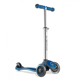 Globber Roller Free wheel 3 Rollen Blau / Grau