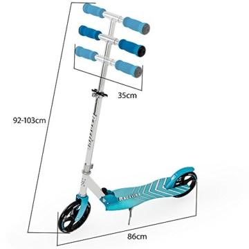 Deuba Funsport Scooter Raceline 2
