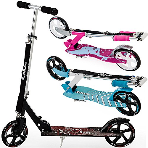 deuba funsport scooter raceline. Black Bedroom Furniture Sets. Home Design Ideas