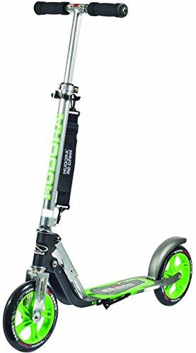 Hudora Roller Big Wheel 205 schwarz/grün 14695/01 7