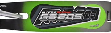 Hudora Roller Big Wheel 205 schwarz/grün 14695/01 5