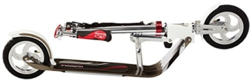 Hudora Big Wheel Air GS 205 Roller, silber/weiß 14005 7