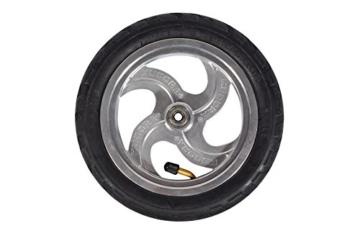 Hudora Big Wheel Air GS 205 Roller, silber/weiß 14005 3
