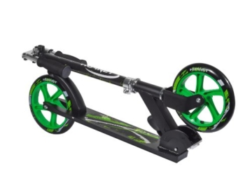 hudora roller hornet gs 205 neon gr n. Black Bedroom Furniture Sets. Home Design Ideas