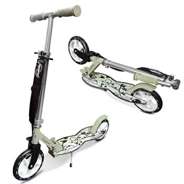 Physionics® Scooter Roller mit Cityrollen in verschiedenen Designs 2