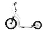 Yedoo Scooter Tretroller CITY - NEW (Weiss-Schwarz)