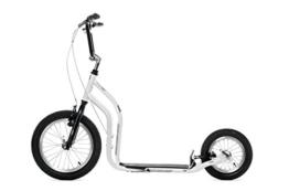 Yedoo Scooter Tretroller CITY - NEW (Weiss-Schwarz)